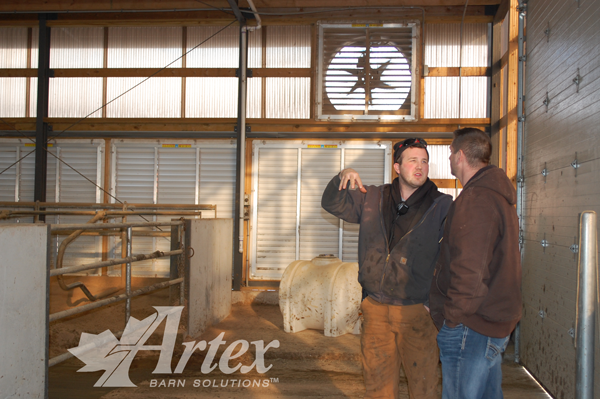 One Ventilation System Can Do All Seasons, Right? | The Artex Connection: Expert Dairy Opinions From Around The World