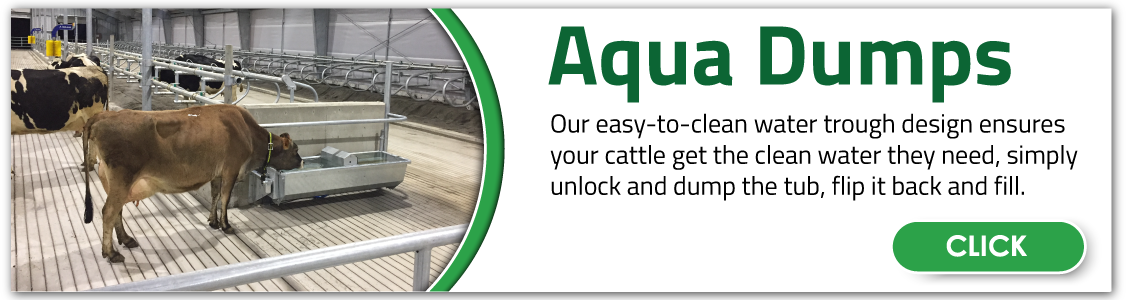 Aqua Dumps | Water Troughs | Feed Lane Solutions
