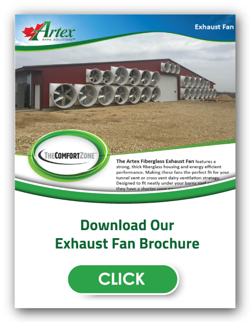 Exhaust Fans | Barn Exhaust Fans | Dairy Exhaust Fans